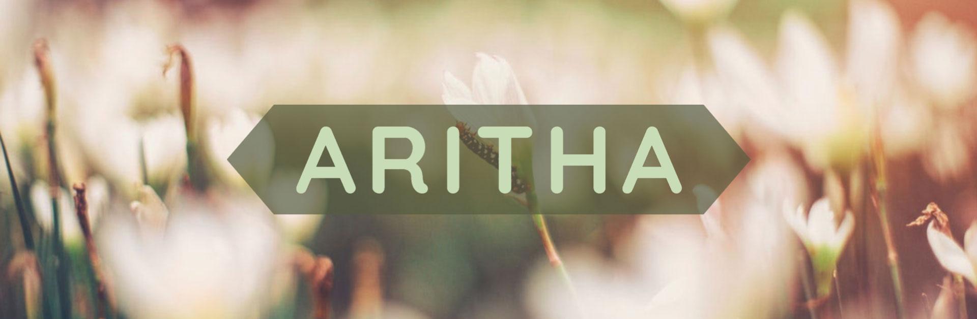Immagine in evidenza Aritha