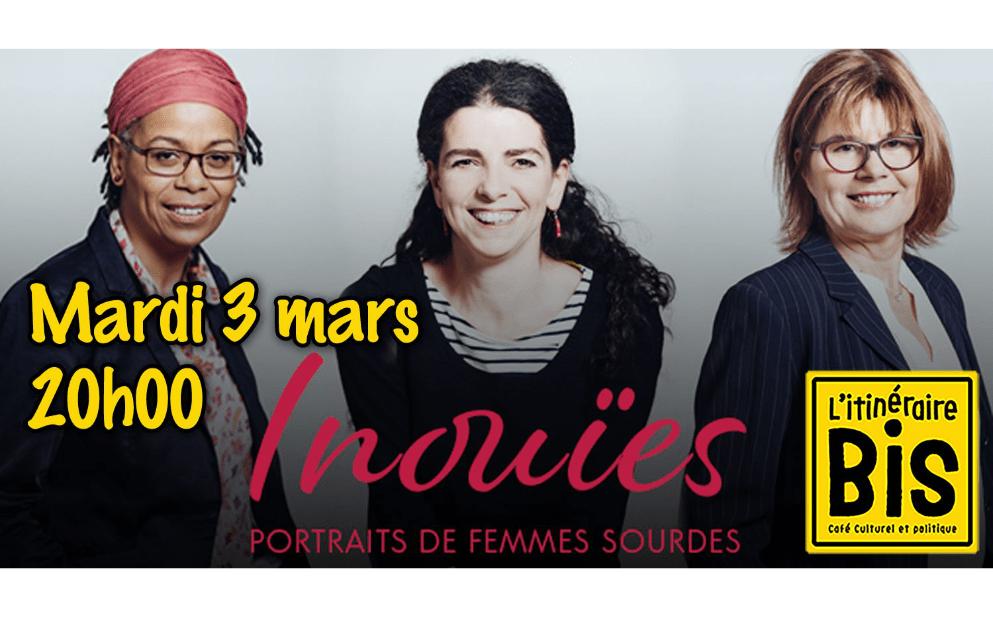 Dédicaces Inouïes – Toulouse