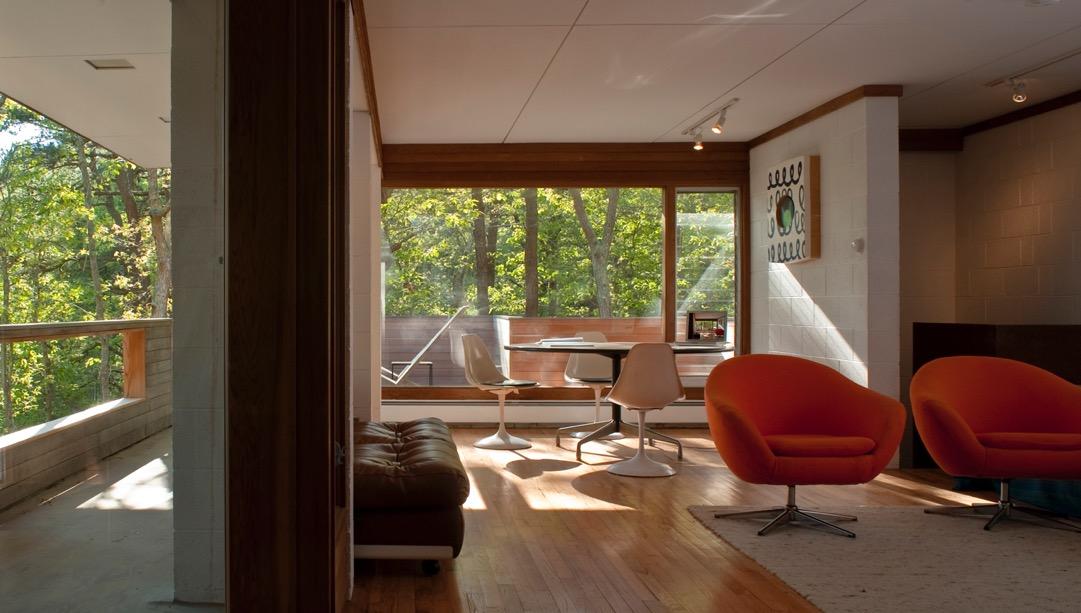 Gropius House Interior