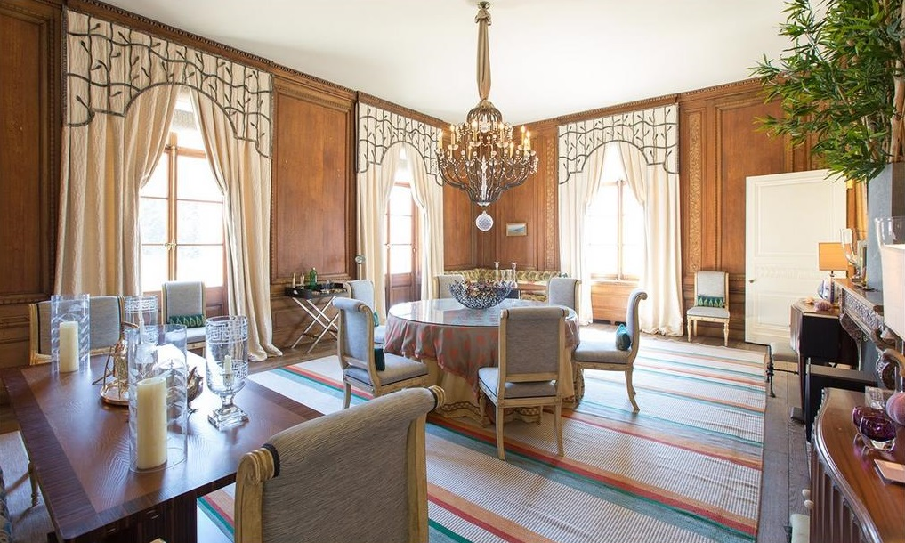 For SaleA French Normandy Style Manor A Palm Beach
