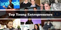 Top Young Entrepreneurs Making Money Online