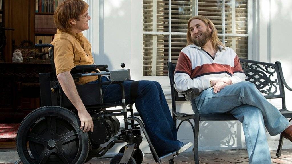 Don't worry, he won't get far on foot von Gus van Sant
