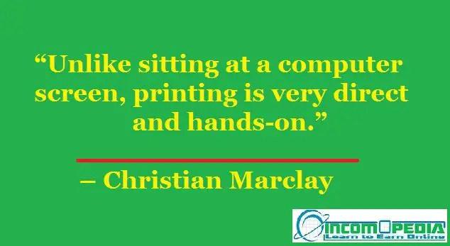 printing industry worldwide