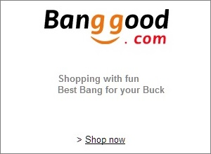In Association with Banggood