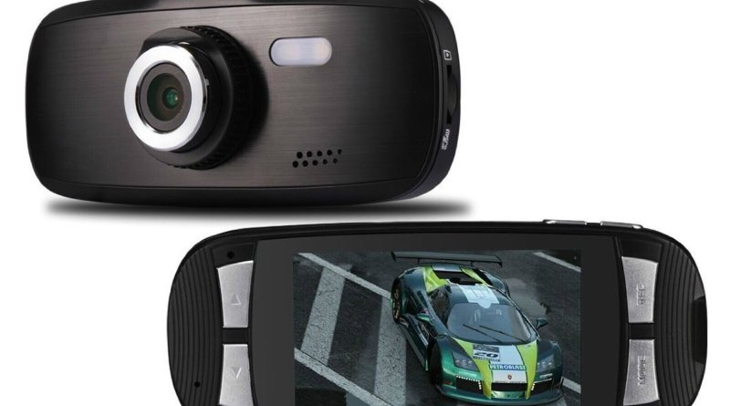 G1W-C Full HD Dashcam
