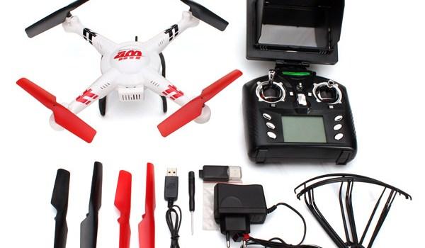 WLToys V686G FPV Quadcopter – Good Beginner Drone?