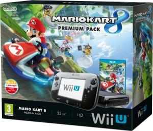 Wii U Mario Kart 8 Bundle