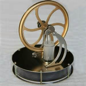 Stirling Engine Toy