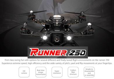 Walkera Runner 250 Header Image