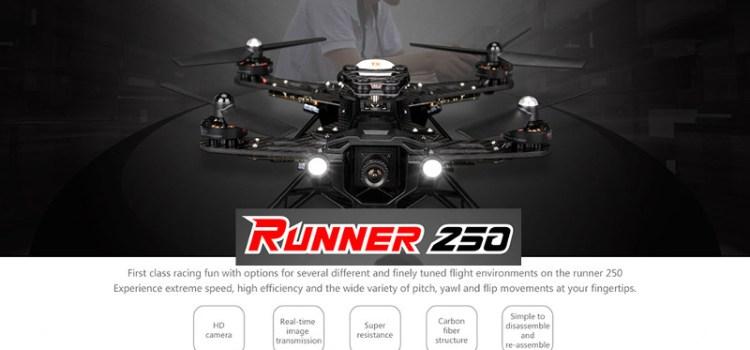 Walkera Runner 250 – Basic 3 Package Review