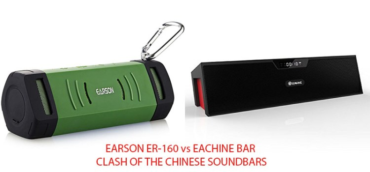 Earson ER-160 vs Eachine BAR – Part 1