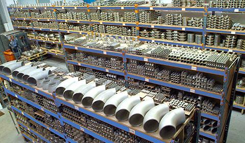 Nossos produtos em Tubos e Conexões de Aço