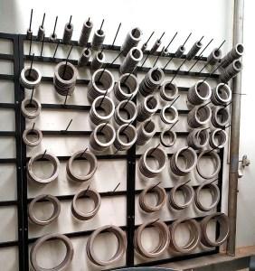 Conexões Tubulares - Aço Inoxidável