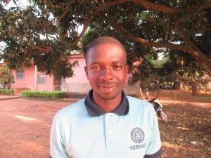 Yves Toumba animatore del Comitato Giustizia e Pace di Ngaoundéré