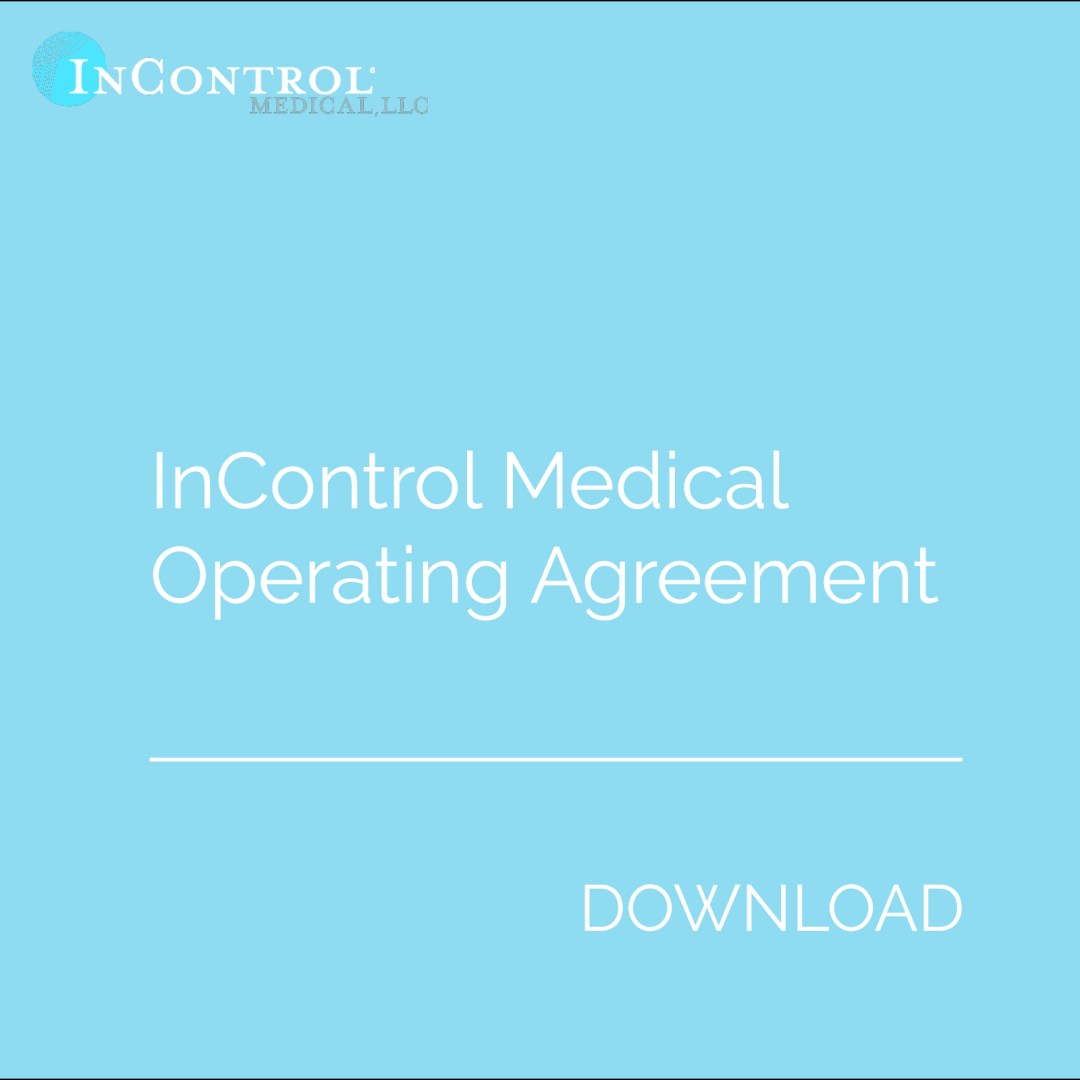 InControl Medical Operating Agreement