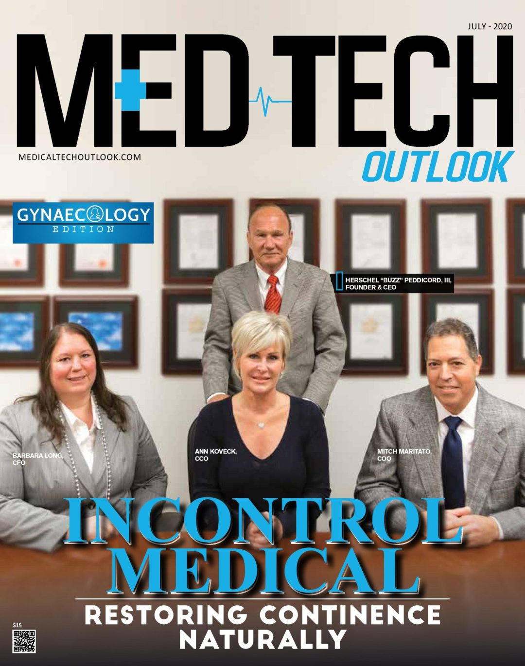MedTech Cover Incontrol Medical Restoring Continence Naturally