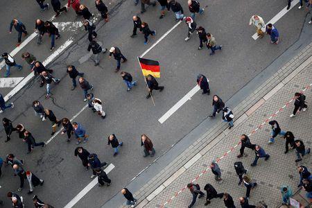 Proteste în Chemnitz, Germania