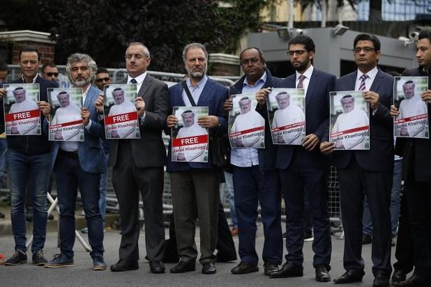 Afla Care E Faza cu Moartea Jurnalistului Arab Jamal Khashoggi
