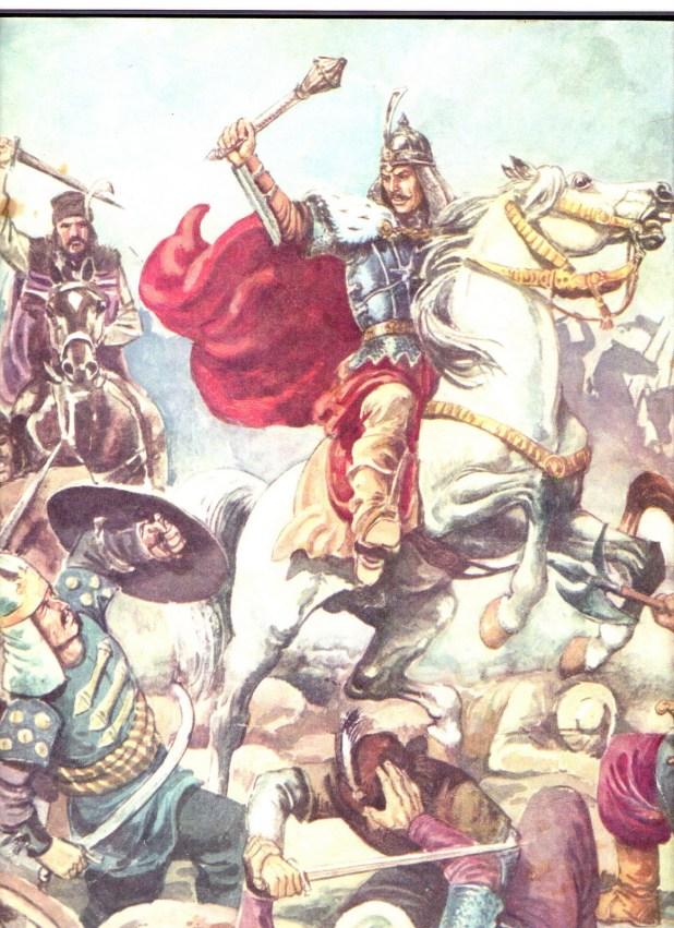 Balada lui Ștefan cel Mare