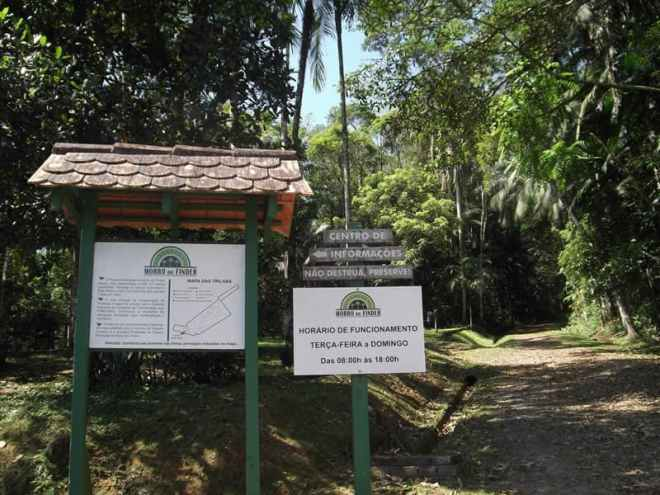 Parque Ecológico Morro do Finder