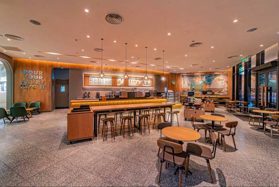Starbucks China è la prima grande catena di vendita al dettaglio di prodotti alimentari ad essere certificata FSSC 22000.