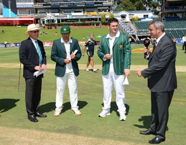 Pakistan VS South Africa 2nd Test Match Live Streaming