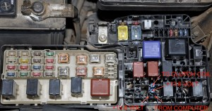 2001 Toyota Echo Fuse Diagrams | Wiring Library