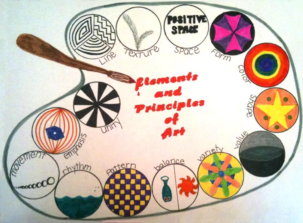 Art Lesson Playground Shape Art Elements