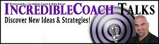 Incredible Talks, Marketing for Coaches and consultants, Marketing interviews