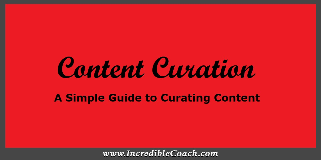 Content marketing and curation