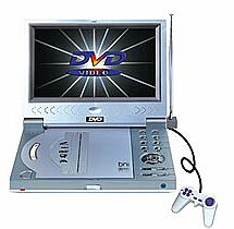 3 in 1 dvd player