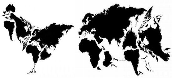 animal map