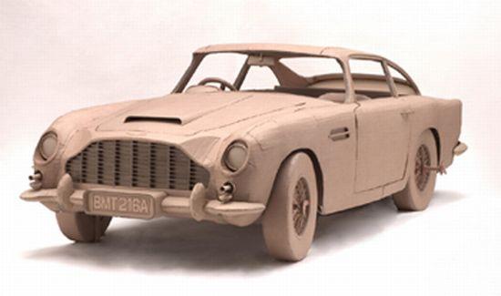 cardboard car TXQyt 59