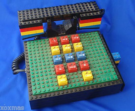 lego phone
