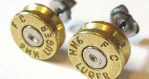 Ammunition Cufflinks