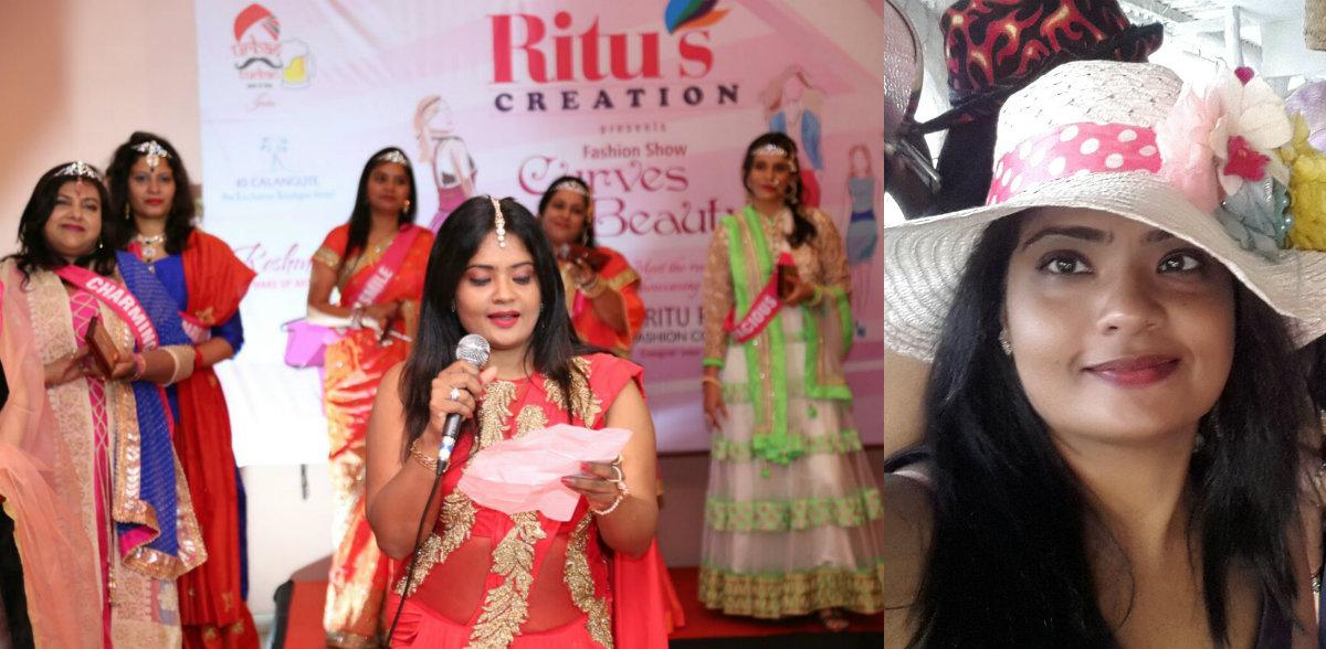 Ritu Puri Renowned Fashion Designer Delhi Goa