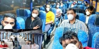 154 Seafarers return to Goa