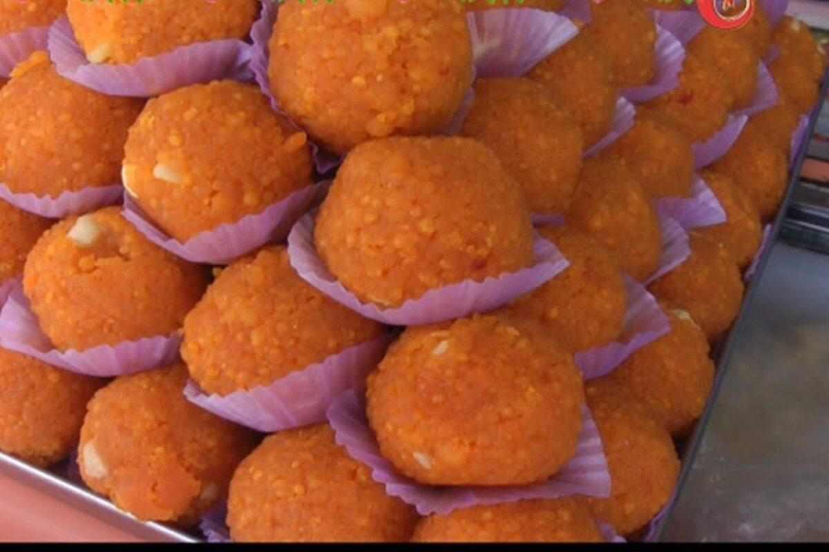 Ganesh Festival Sweets Laddoos