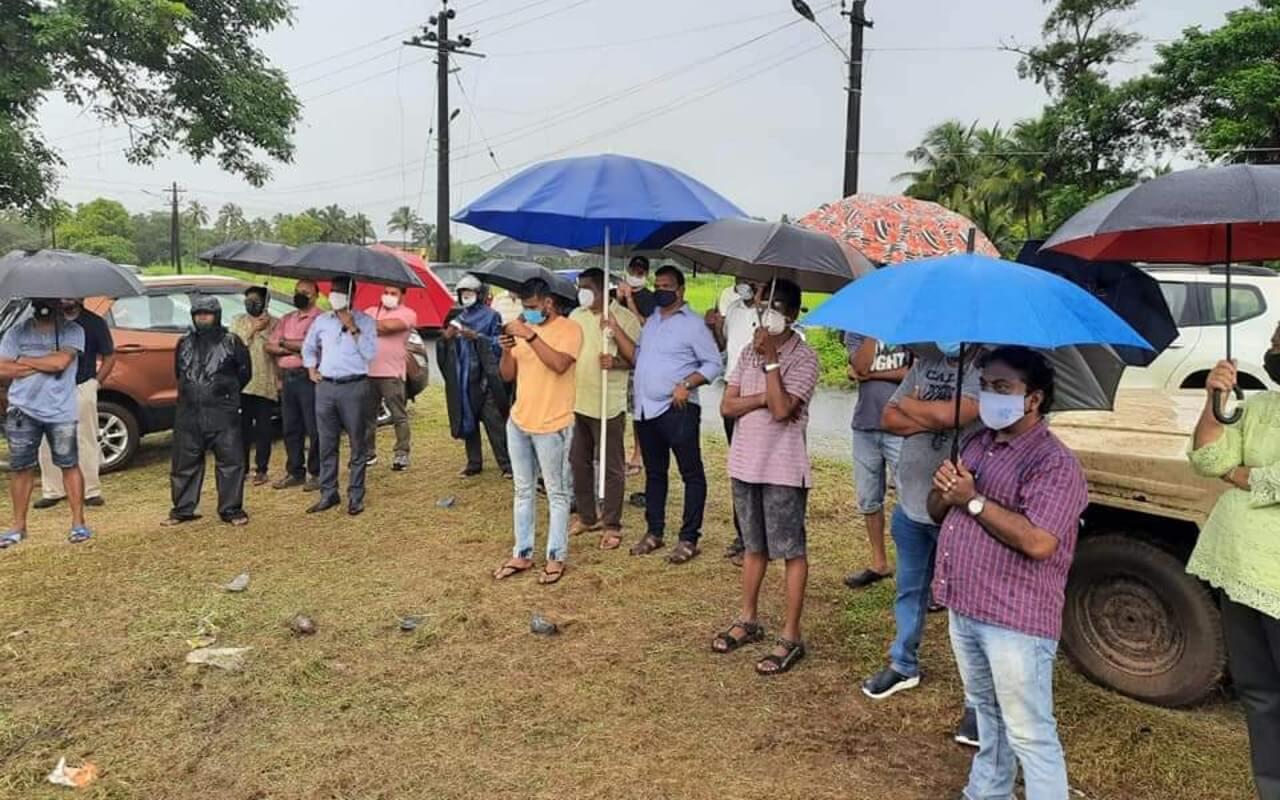 Seeds of Dissent Budding Along Goa's Quaint Belts
