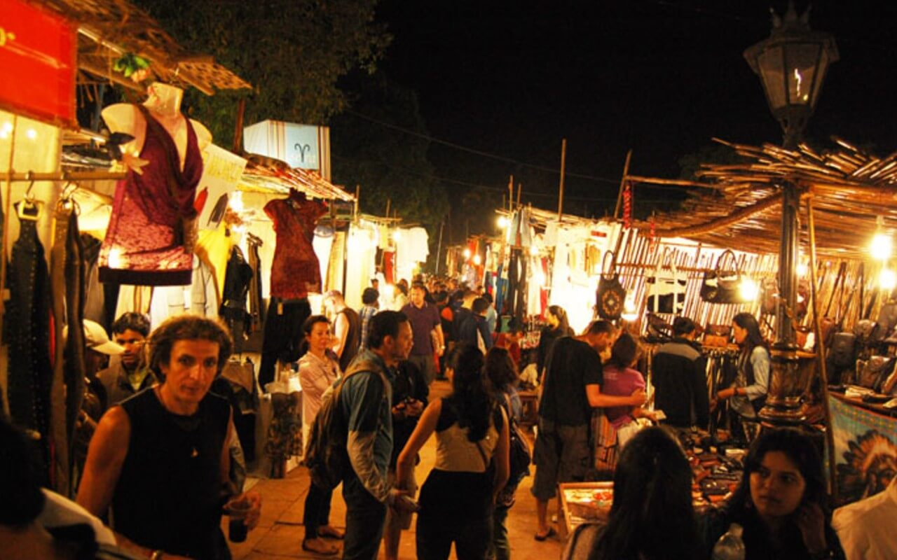 Goa May Not Have The Night Markets This Season