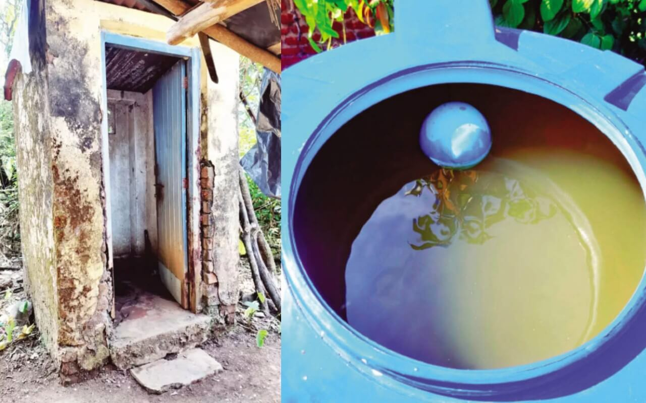 This Goa Village Does Not Have Basic Sanitation Facilities
