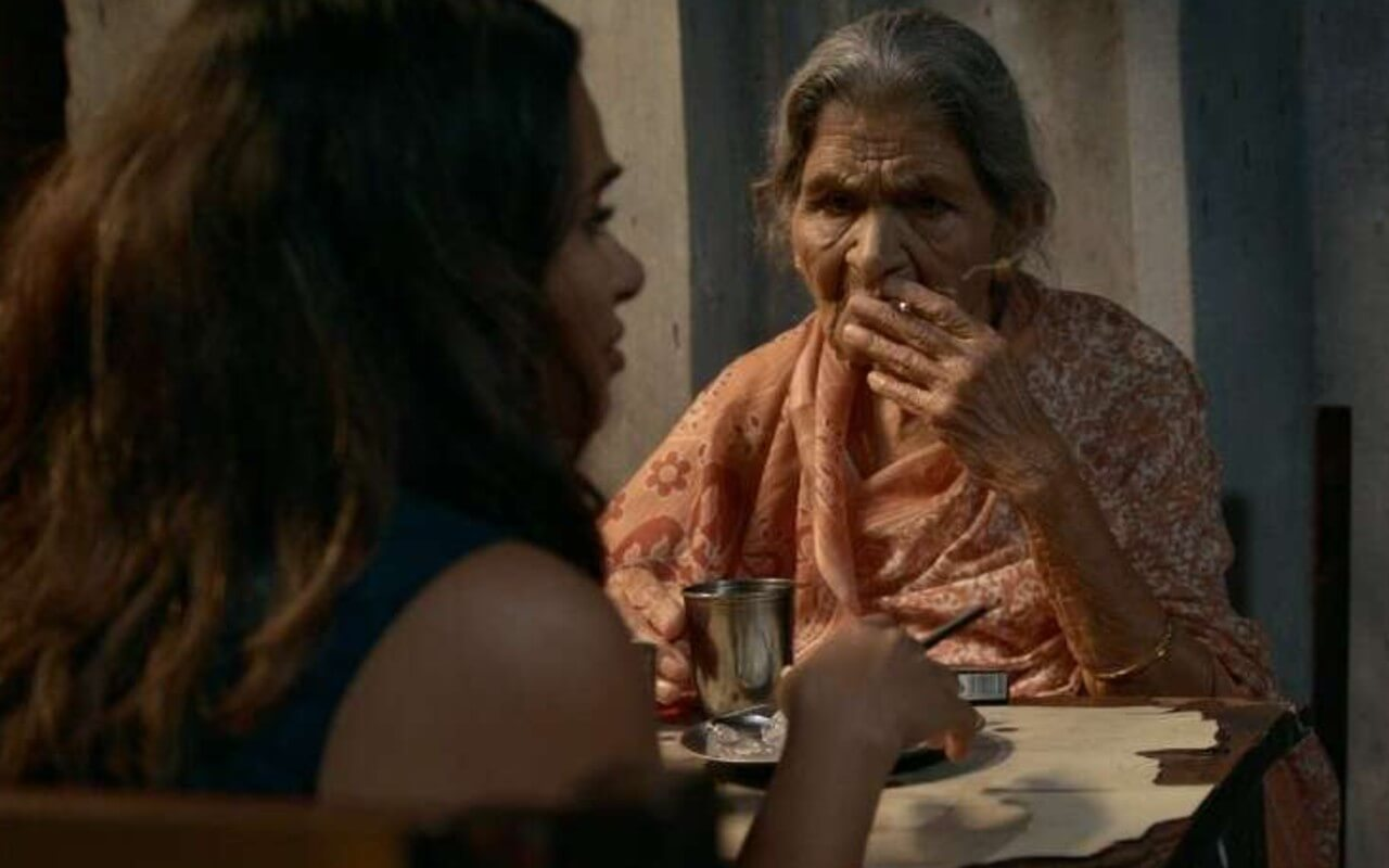 Mehrunisa A Sandeep Kumar Film