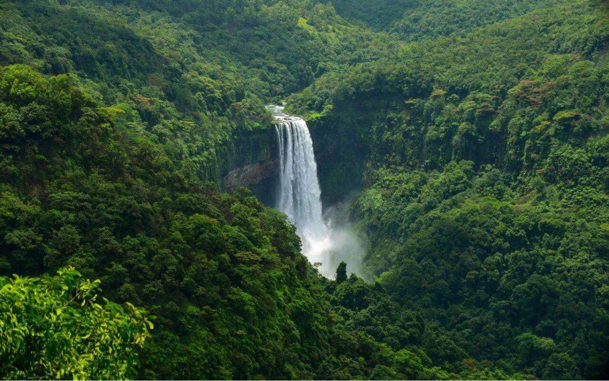 Tambadi Surla Waterfalls