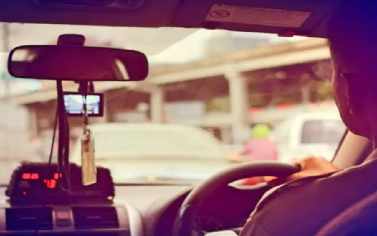 Digital Meter in Taxi in Goa