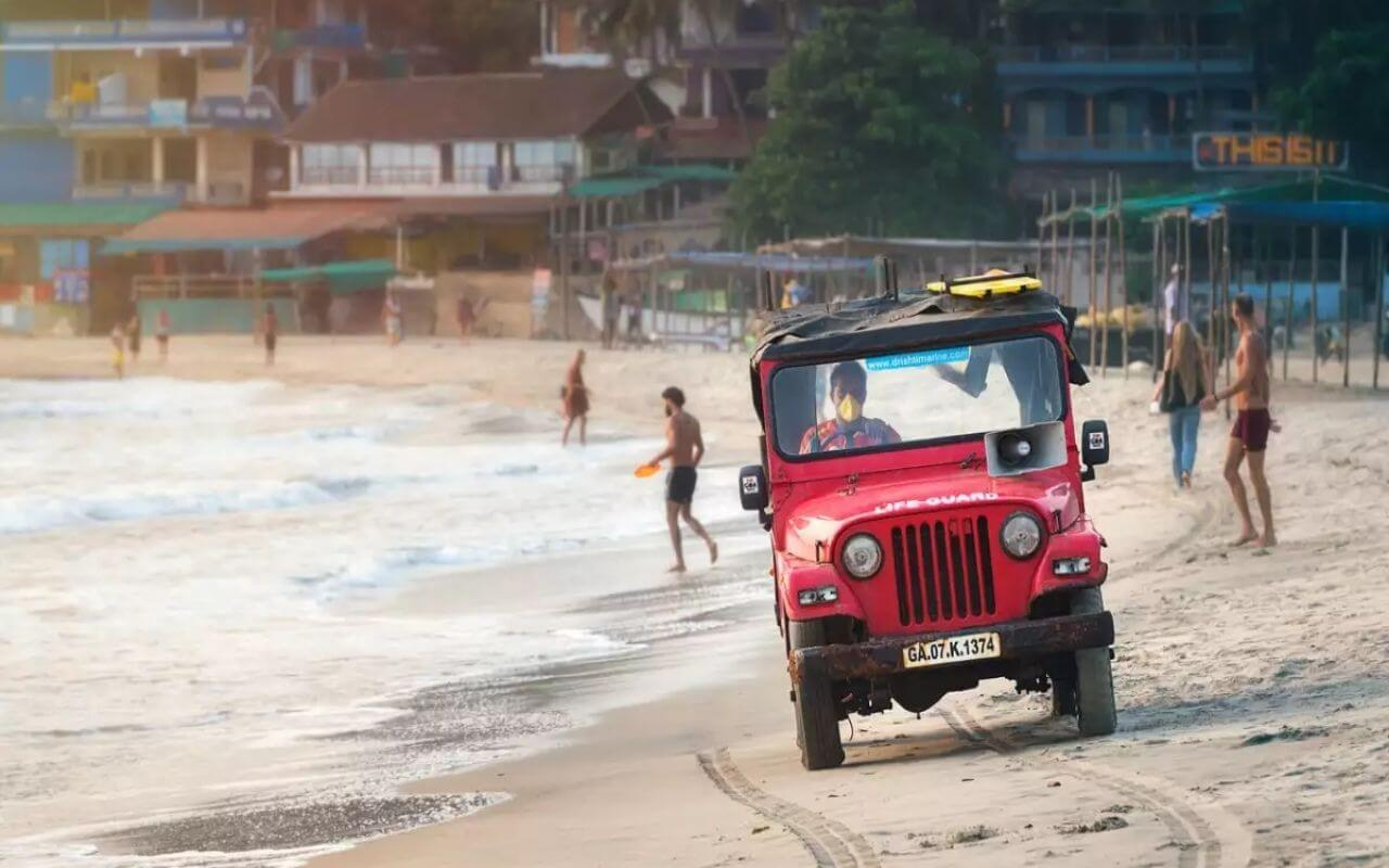 Goa Opened For Tourism