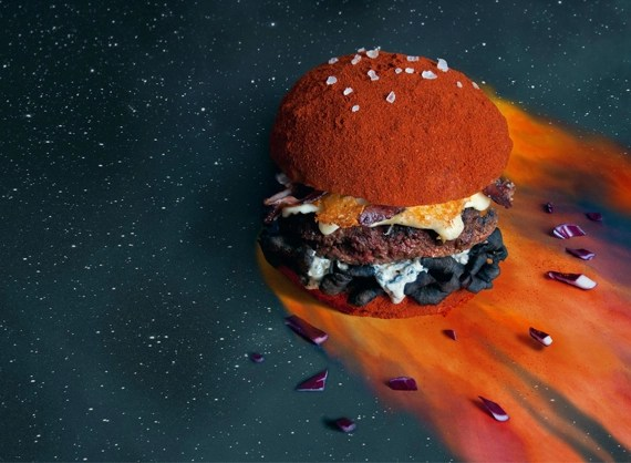 The Most Creative Burgers Ever