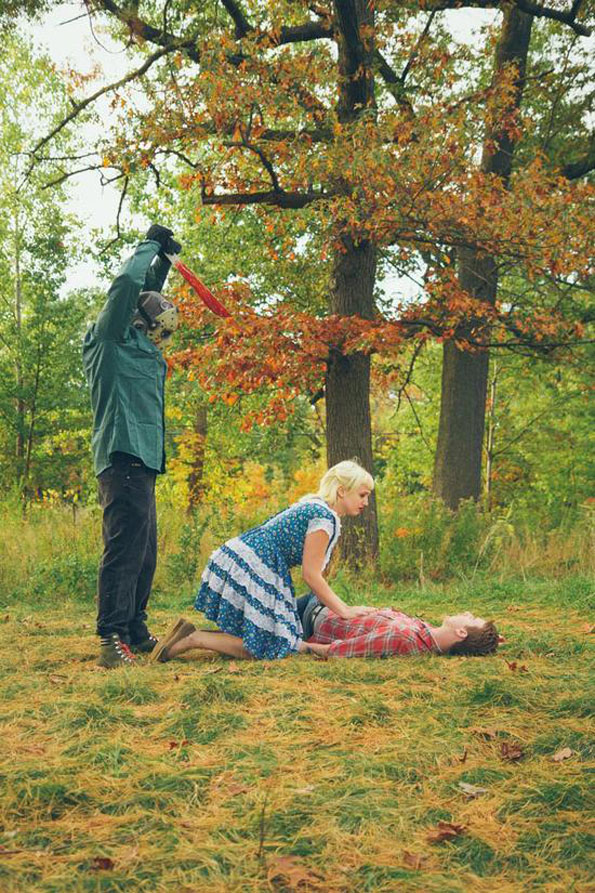 Friday The 13th Engagement Shoot Incredible Things