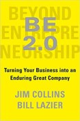 BE 2.0 by Jim Collins
