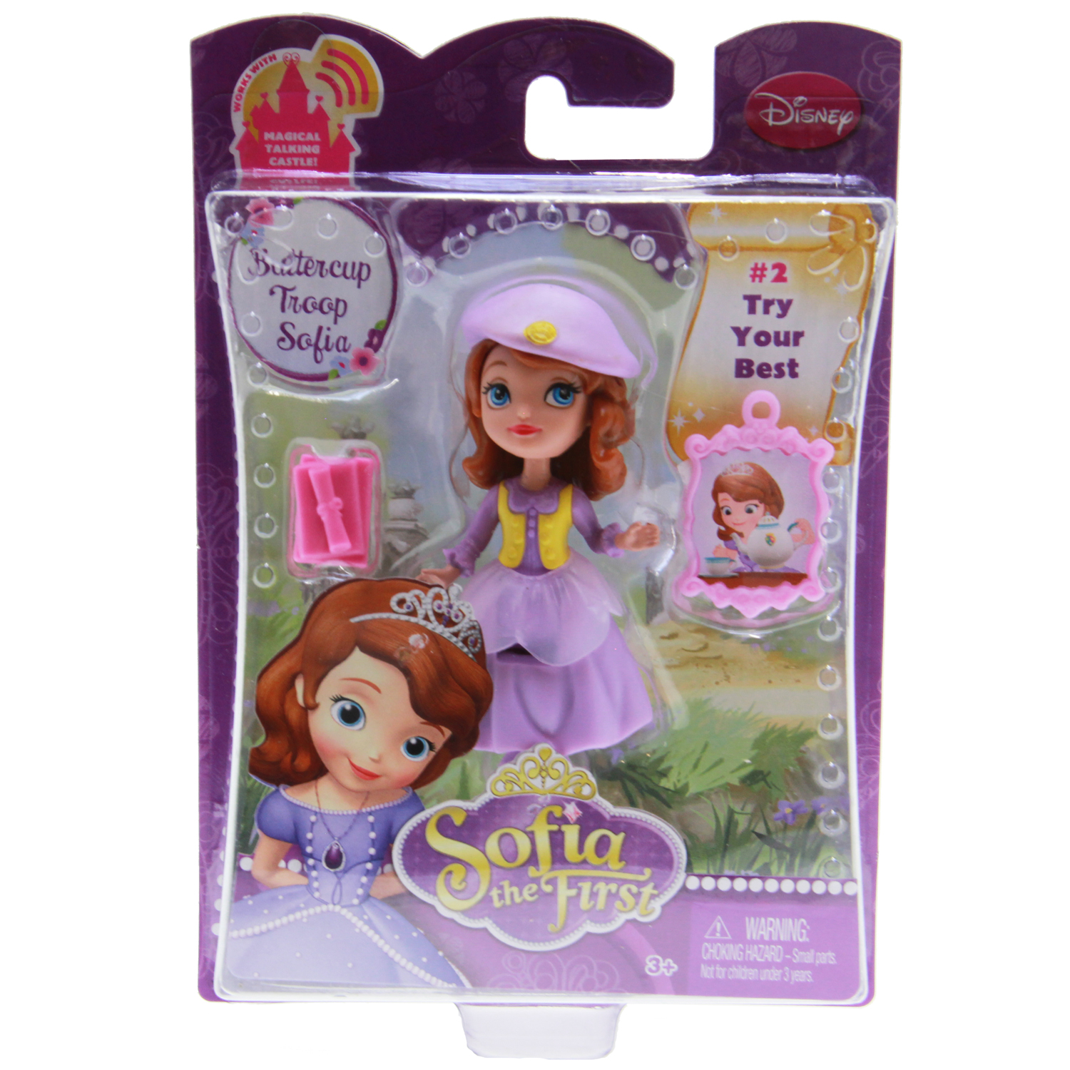 Sofia The First Toys