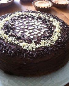 Diable noir - torta la cioccolato